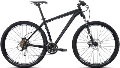 Велосипед Specialized RockHopper 29 (L, Black, 2014) - общий вид