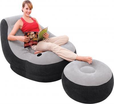 Надувное кресло Intex 68564NP - общий вид
