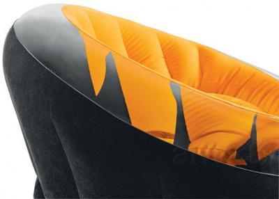 Надувное кресло Intex 68582NP - в оранжевом цвете