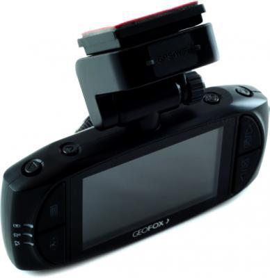 Автомобильный видеорегистратор Geofox DVR980CPL - дисплей