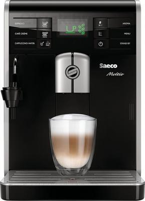 Кофеварка эспрессо Saeco Moltio Automatic Milk Frother (HD8768/09) - общий вид