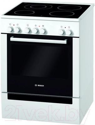 Кухонная плита Bosch HCE633123R - общий вид
