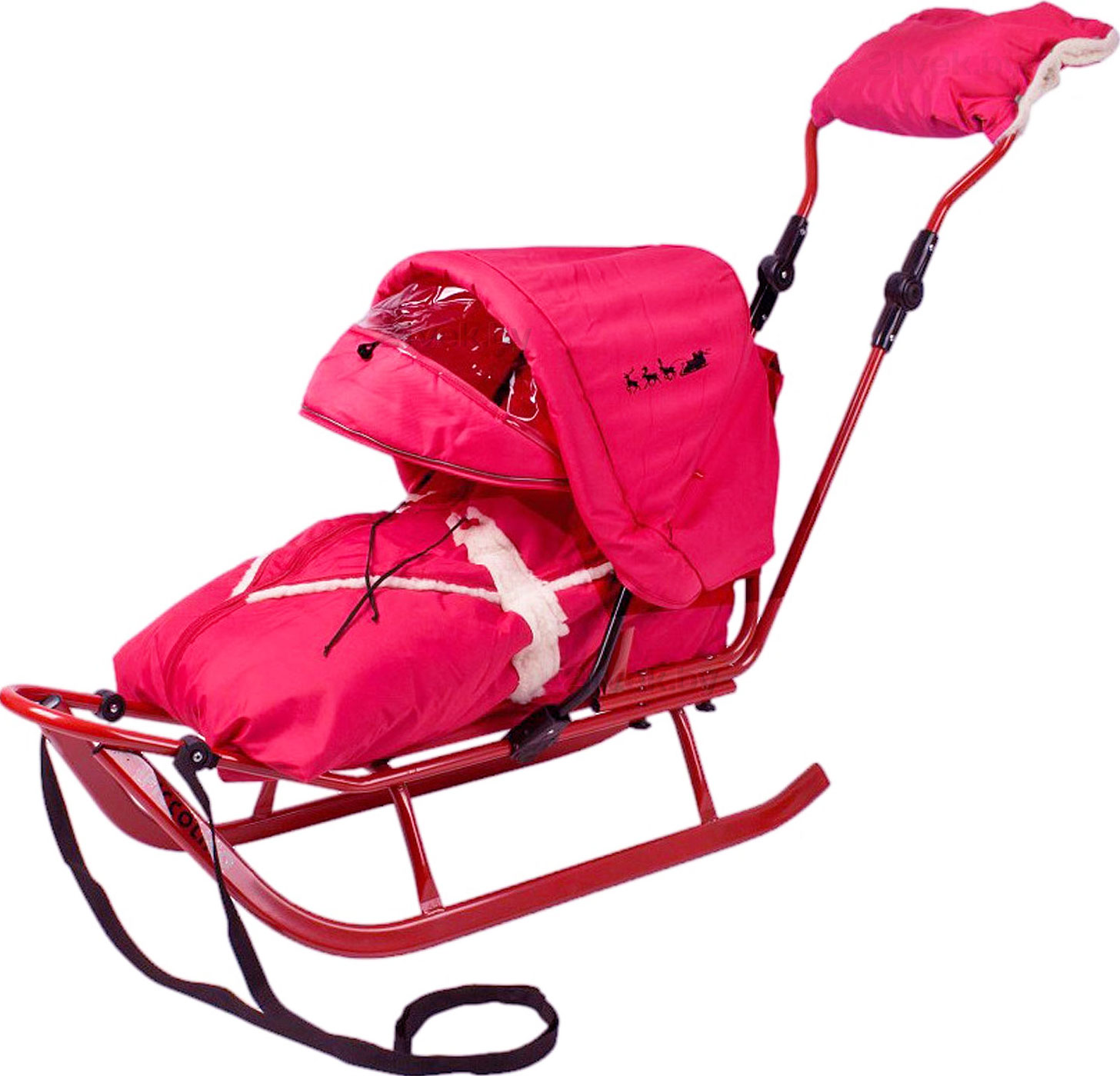 Piccolino Deluxe (Pink) 21vek.by 1516000.000