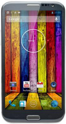 Смартфон Starway Vega T3 (Black) - общий вид