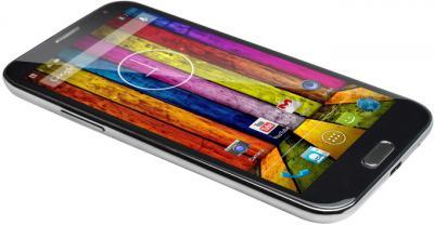 Смартфон Starway Vega T3 (Black) - вид лежа