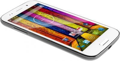 Смартфон Starway Vega T1 (White) - вид лежа