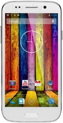 Смартфон Starway Vega T1 (White) - общий вид