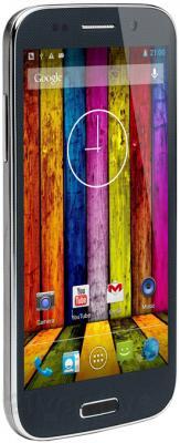 Смартфон Starway Vega T1 (Black) - полубоком