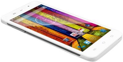 Смартфон Starway Vega T2 (White) - вид лежа