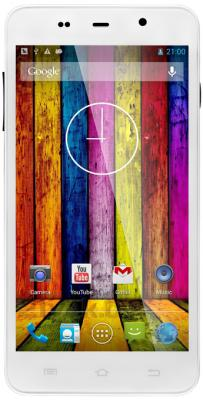 Смартфон Starway Vega T2 (White) - общий вид
