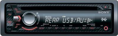 Автомагнитола Sony CDX-G1003UR - общий вид