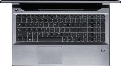Ноутбук Lenovo IdeaPad V580CA (59381134) - вид сверху