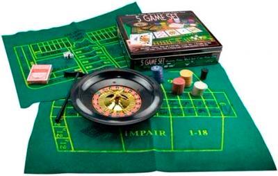 Набор игр NoBrand Казино B-5 - общий вид