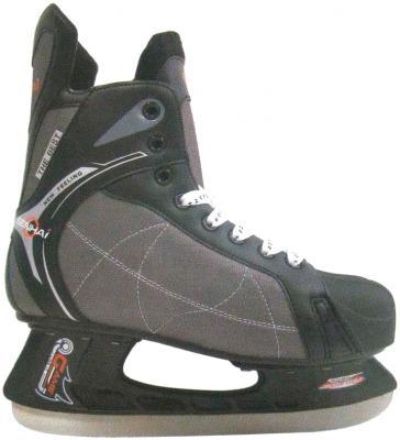 Коньки хоккейные Senhai PW-216C (размер 37) - общий вид