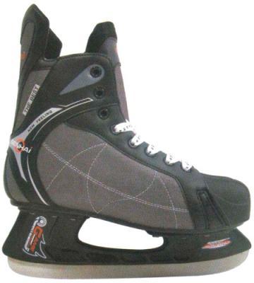 Коньки хоккейные Senhai PW-216C (размер 45) - общий вид