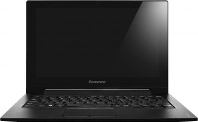Ноутбук Lenovo IdeaPad S210 (59391973) - фронтальный вид