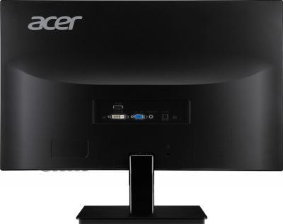 Монитор Acer H236HLBMJD - вид сзади