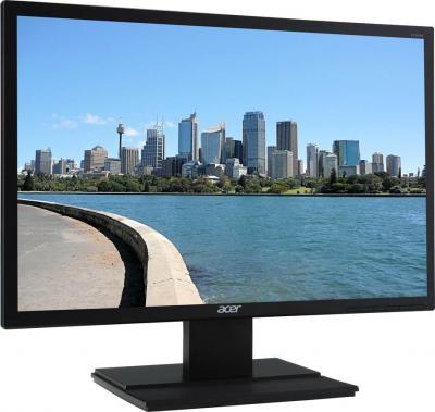 Монитор Acer V226WLBMD - вид сбоку