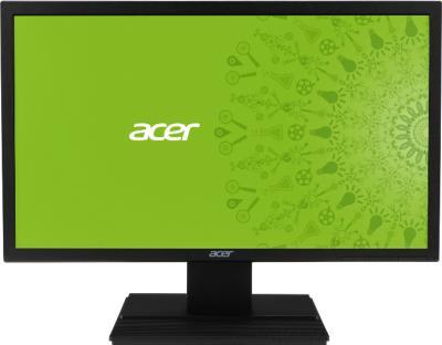 Монитор Acer V246HLBMD - фронтальный вид