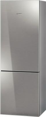 Холодильник с морозильником Bosch KGN49SM22R - общий вид