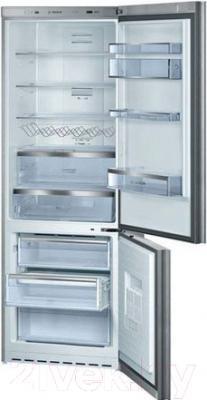 Холодильник с морозильником Bosch KGN49SB21R