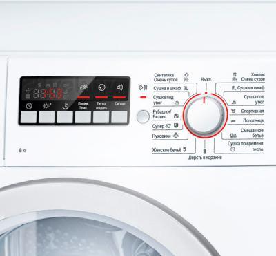 Сушильная машина Bosch WTB66211OE - программы