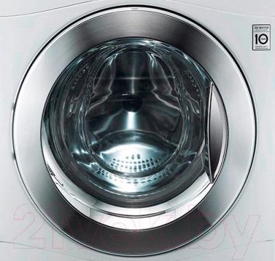Стирально-сушильная машина LG F12A8CDP - люк