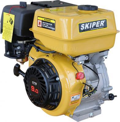 Двигатель бензиновый Skiper LT 177 F - общий вид