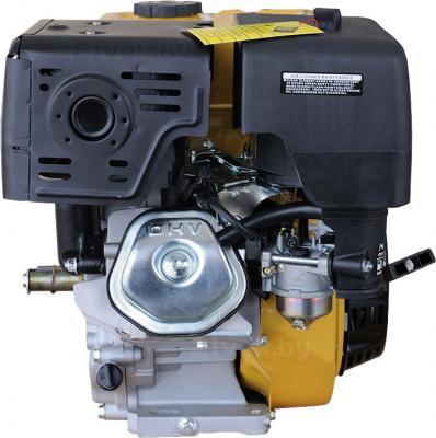 Двигатель бензиновый Skiper LT 177 F - с обратной стороны