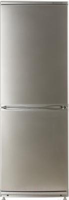 Холодильник с морозильником ATLANT ХМ 4012-180