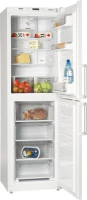 Холодильник с морозильником ATLANT ХМ 4425-100 N - внутренний вид