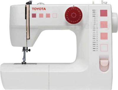 Швейная машина Toyota FSR21 (+ 3 лапки) - общий вид