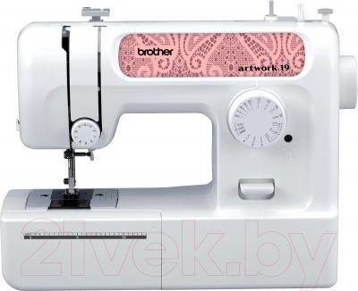 Швейная машина Brother Artwork 19 - общий вид