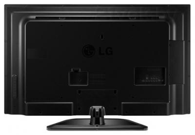 Телевизор LG 42LN548C - вид сзади