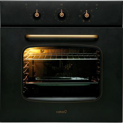 Электрический духовой шкаф Cata MR 608 I (черный) - общий вид