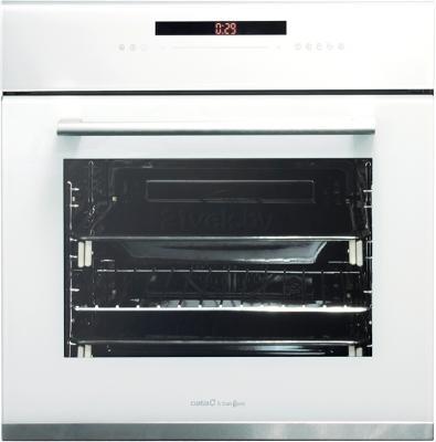 Электрический духовой шкаф Cata HGR 9S (White) - общий вид