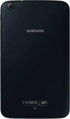 Планшет Samsung Galaxy Tab 3 8.0 SM-T310 (16GB, Midnight Black) - вид сзади