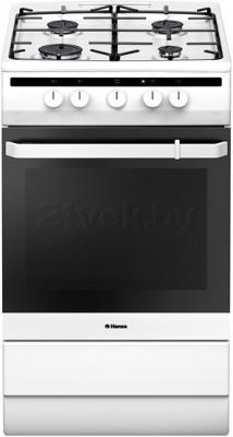 Кухонная плита Hansa FCGW51001 - общий вид