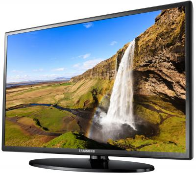 Телевизор Samsung UE32FH4003W - полубоком