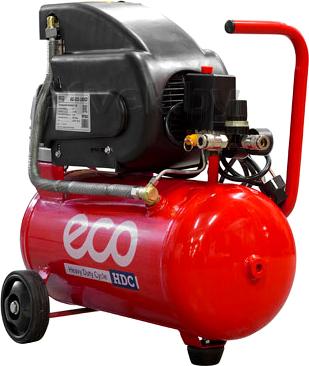 Воздушный компрессор Eco AE-251-18HD - общий вид