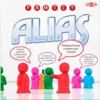 Настольная игра Tactic Алиас. Для всей семьи / Family Alias -