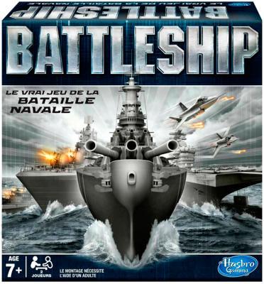 Настольная игра Hasbro Морской бой 14674 (новая версия) - коробка