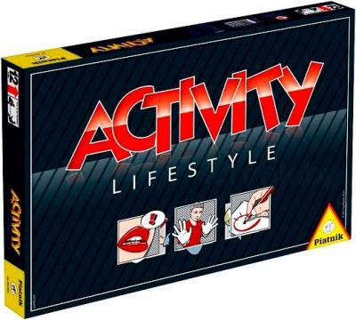 Настольная игра Piatnik Активити / Activity Lifestyle - коробка