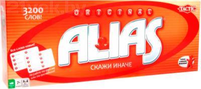 Настольная игра Tactic Алиас-2 / Alias-2 - коробка