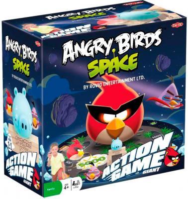 Настольная игра Tactic Энгри Бердс. Космос / Angry Birds - коробка