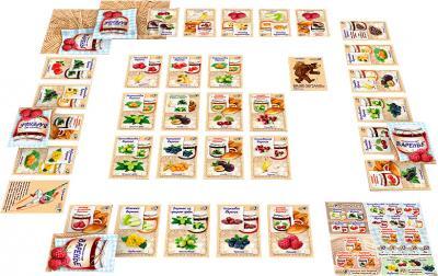 Настольная игра Правильные Игры Варенье (17-01-01) - карты