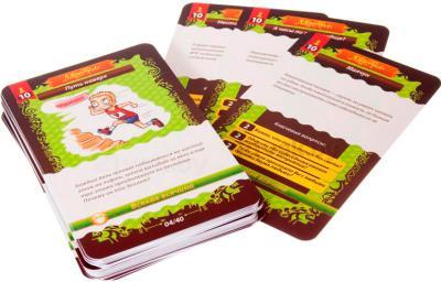 Настольная игра Magellan Данетки: Всякая всячина - карточки