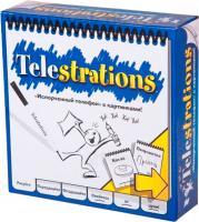 Настольная игра Magellan Сломанный телефон / Telestrations -