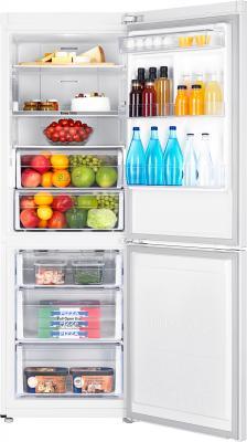 Холодильник с морозильником Samsung RB29FERMDWW/RS - внутренний вид