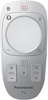 Телевизор Panasonic TX-LR47DT60 - сенсорный пульт